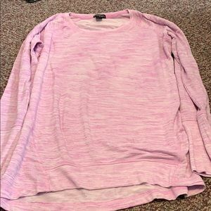Workout sweater